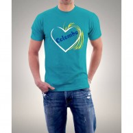 Light Blue Colombo Love TShirts