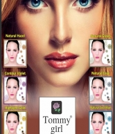 Colour Contact Lens (TOMMY GIRL)