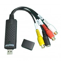 Easycap USB DVR Audio Video Capture Adapter