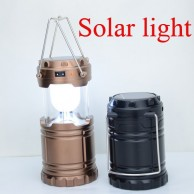 Super Bright Solar Powered LED Lantern (G-85)