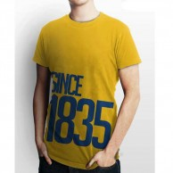 SINCE 1835 TShirts Yellow