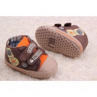 Soft Sole Baby Boys Shoes