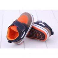 Baby Boy Prewalker Infant Soft Sole Shoes