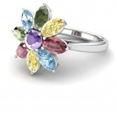 FLOWER FANTASY RING