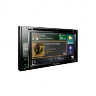 Pioneer Double DIN DVD Multimedia AV Receiver AVH X5750BT