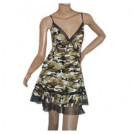 Army Printed Night Wear NC379