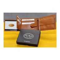 Gents EDM Leather Wallet