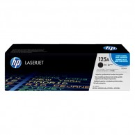 HP 125A CB540A Black Original LaserJet Toner Cartridge 20000745