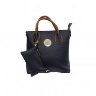 Mulberry Womens Black And Brown Handbag