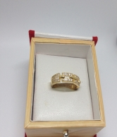 Women Gold Plated Rings