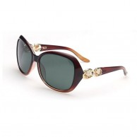 Polarized Brown Ladies Sunglasses