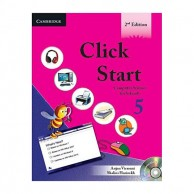 Click Start-5-2E with CD Computer Science For School B011315
