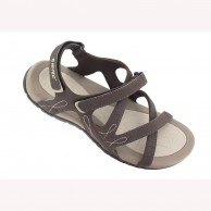 Hi Tec Waimea Falls Women's Sandal Light Taupe and Golden Haze