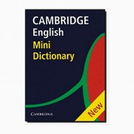 Cambridge English Mini Dictionary B011003