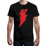 Shazam Black T shirt for Men
