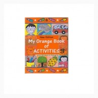 My Orange Book Of Activities-3New B320918