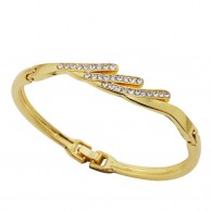 Women 8K Gold Plated Alloy Fashion Bracelet