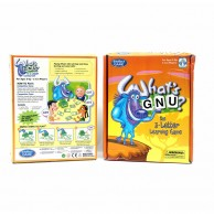 Whats Gnu Three Letter Learning Game 42628947