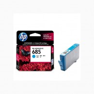 HP 685 Cyan Ink Advantage Cartridge CZ122AA