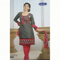Holiday Cotton Embroidered Shalwar Material 003