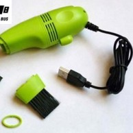 Mini USB powered vacuum cleaner