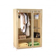 Foldable Cloth Zip Cupboard