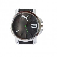 Black Dial Sports Watch for Men