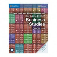 Cambridge IGCSE Business Studies Coursebook with CD B011512