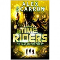 Time Riders The Mayan Prophecy 8 D490602
