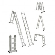 Adjustable Ladder 6 7 M
