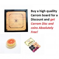Carrom Bundle