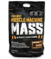 Muscle Machine Mass