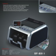 Cash Currency Money Banknote Bill Counting Machine - DP 6311