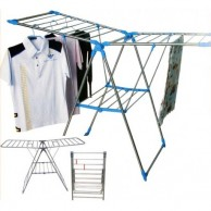 Easyhome Cloth Rack Stainless Steel Heavy Duty