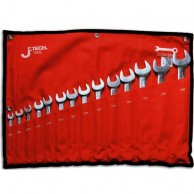 Combination Wrench Set 14pcs