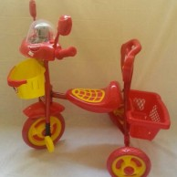 Children Tricycle with Robot Music