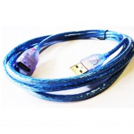 USB Shileded Extention cables Male To Female 3M