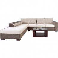 Olivia L Sofa without Coffee Table