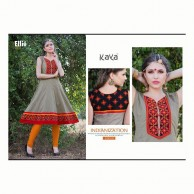 Frock Type Kurtha Tops D03