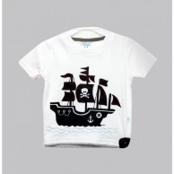 Pirate Ship Boys T-shirt