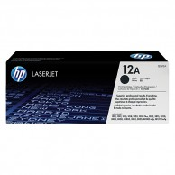 HP 12A Black Original LaserJet Toner Cartridge Q2612A 20000691