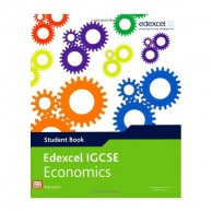 Edexcel IGCSE Economics with CD Student Book B060367