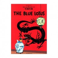 Tintin The Blue Lotus B590017