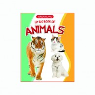 My Big Book Of Animals B430170