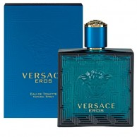 Versace Eros Men's Eau De Toilette 100ml