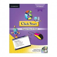 Click Start-6-2E with CD Computer Science For School B011316