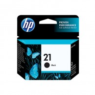 HP 21 Black Original Ink Cartridge C9351AA