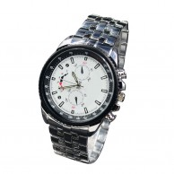 Metal Wrist Watch for Men