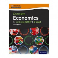 Complete Economics For Cambridge IGCSE & O Level-2E B180011