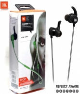 JBL Synchros Reflect In Ear Sport Headphones Wired